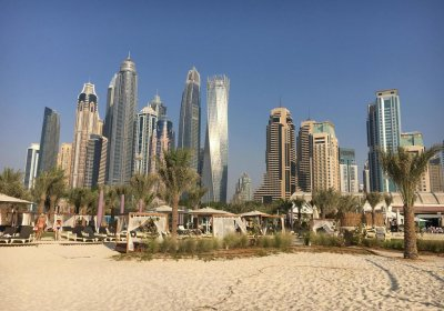 The Ritz-Carlton Dubaj